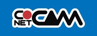Diseño de imagen corporativa e implantación en web, redes sociales, stand comercial y papelería: Conetcam